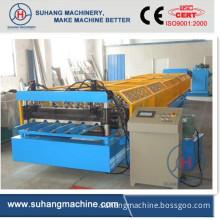 Fully Automatic Wuxi Suhang Glazed Tile Forming Machine