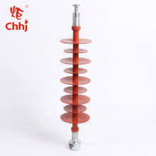 33KV High Voltage Long Rod Suspension Composite Insulator