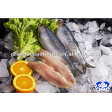 Gefrorener Fischherzfilet