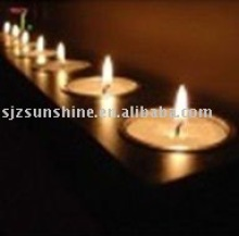 led candles white