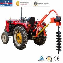 Trator Mouthed Terra Auger Post Hole Digger (HG9 '')