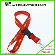 Lanyard de poliéster de logotipo personalizado promocional (EP-L82968)