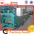 High-end Making Prefab House Roofing Roof Sheet Forming Machine