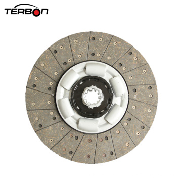 186519259 430MM High Quality Clutch Disc for MERCEDES BENZ