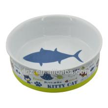 multiple pet feeder bowl