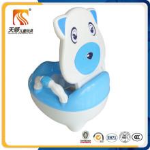 Siège pratique d'entraînement de pot de bébé avec la toilette démontable à vendre