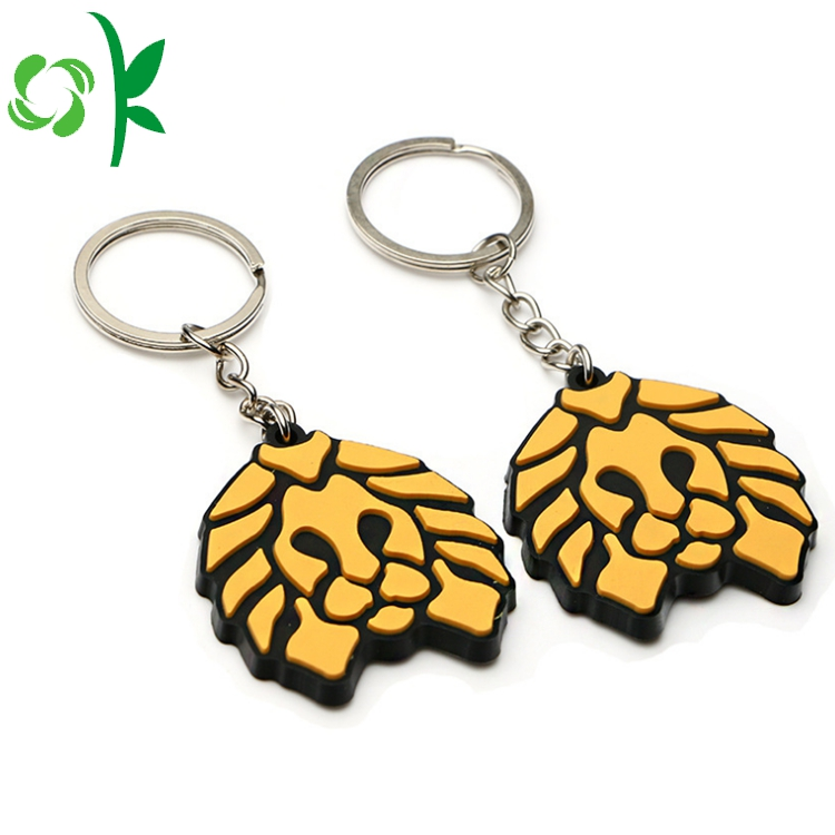 Pvc Keychain For Souvenir