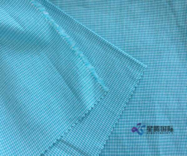Yarn Dyed Cotton Fabric Jacquard