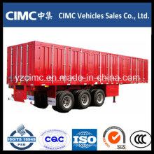 Remolque Camión Cimc de 3 ejes
