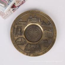 Fabrik Preis Benutzerdefinierte Logo 1-30 CM Metall Gravierte Gedenktafel