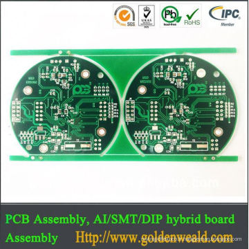 e cig pcb Chine professionnel multicouche PCB fabricant pcb test pin