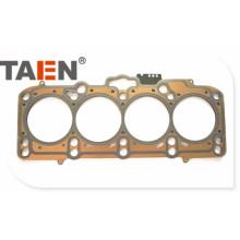 Металл/Асбест/номера-асбеста двигателя прокладки головки блока для Audi