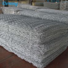 Wholesale Hexagonal Woven Stone Cage Gabion Netting