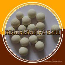 Hochwertige refraktäre regenerative Keramikkugeln für Öfen / Brennhilfsmittel