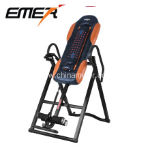Luxury inversion table with massager Cushion