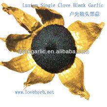 Одноместный черный чеснок