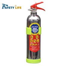 Пустые бутылки/из нержавеющей стали пена/автомобиль огнетушитель мини пены