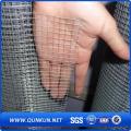 Fabricante de malla de alambre soldado con autógena galvanizada