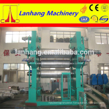 Versatile 4 Roll Calendering Machine for rubber and plastic industry