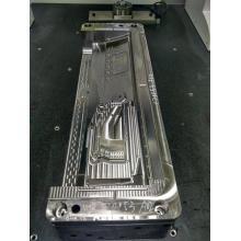 Moldeo por inyección de una sola cavidad para productos de ABS con sistemas de canal caliente