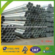 Труба / труба 8 дюймов sch 10 горячего цинкования стальная сделанная в Кита