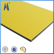 Brush Finished Aluminum Composite Panel Aluminum Sheet