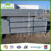 1.8*2.4m Galvanised Cattle Fence