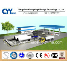 High Quality and Low Price Cyylc74 L CNG Filling System