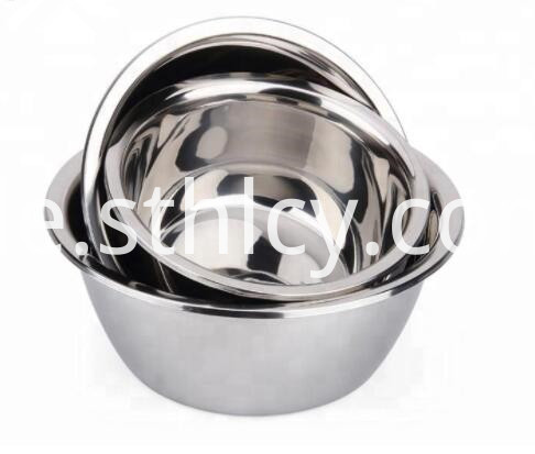 Stainless Steel Bowl Mixer