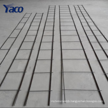 Q235, Q195 Iron Material 2.7mm wire 50mm width 1.7m length masonry ladder truss mesh