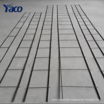 hot dip galvanized wire Truss Mesh reinforcement for horizontal bed joints