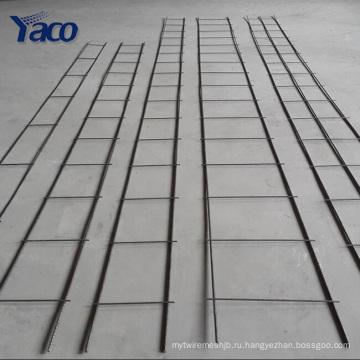 горячее погружение гальванизировало провод Ферменной конструкции арматурная сетка для горизонтальных кроватей суставов