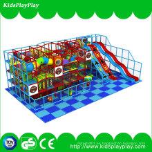 Mejor fabricante de seguridad Kids Indoor Playground Equipment
