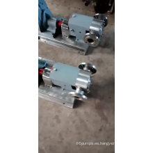 2018 venta caliente! Alta calidad de alta viscosidad leva bomba de jarabe / miel bomba