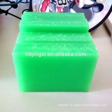 Folha resistente à corrosão verde dos PP, folha plástica dos PP