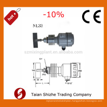NL33 High Precision high temperature flexible shaft Roating level switch limit switch
