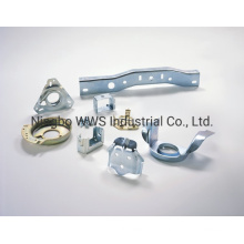 High Precision Custom Made Zinc Plated Steel Stamping Mould Parts