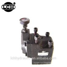 Alibaba Trade Assurance hydraulic high-pressure back pressure valve