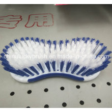 Plastic Material Waist Style Clothes Washing Brush (YY-479)