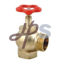 Válvulas de hidrante de bronze ou latão