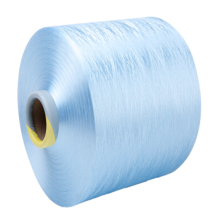 New Dyed Recycle Pre Oriented Polyester Yarn