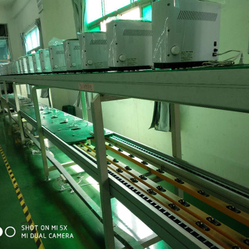 Microwave Automatic Chain Conveyor Assembly Line