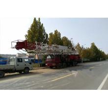 Plataforma de reacondicionamiento híbrida de 7500 m para pozo de gas