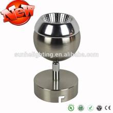 Светодиодные светильники для светодиодных светильников LED 3W Aluminium Round RV Up Down Китай OEM Motorhome lights