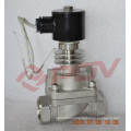 cf8 high temperature solenoid valve 220v ac