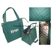 Kundenspezifischer Markt-Einkaufs-Eis pp. Nichtgewebte Tasche