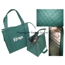 Custom Market Shopping Ice PP Nonwoven Bag