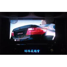 P10 1R1G1B Indoor Full Color LED Display Board , SMD Commer