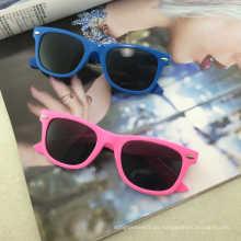 El marco circular, linda, estilo de moda hermosa gafas de sol para niños (dsm101)