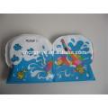 Libro de tela bebé lavable impermeable plástico